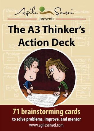 The A3 Thinker's Action Deck by Claudio Perrone