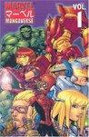 Marvel Mangaverse, Volume 1