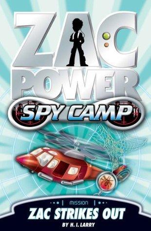 Zac Strikes Out (Zac Power Spy Camp, #2)