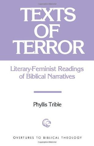 Texts of Terror by Phyllis Trible