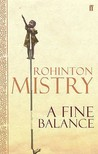 Book cover for A Fine Balance
