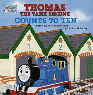 Thomas the Tank Engine Counts to Ten