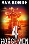 4 Horsemen (Sons of San Merced Erotic Motorcycle Club Biker Romance)