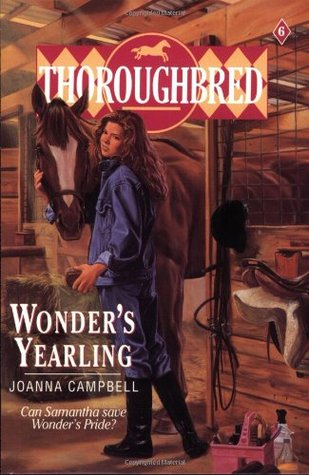Wonder's Yearling by Joanna Campbell