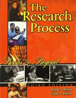 THE RESEARCH PROCESS: BOOKS AND BEYOND