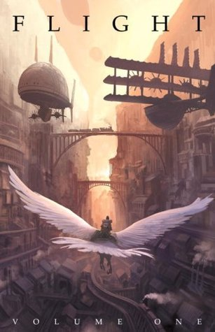 Flight Volume One by Kazu Kibuishi