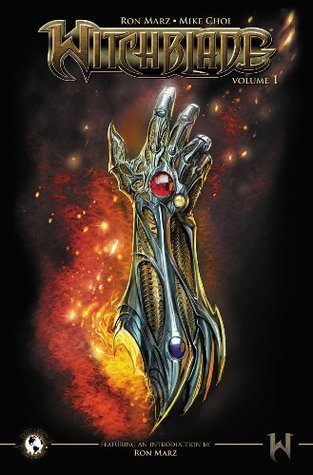 Witchblade Volume 1 by Ron Marz