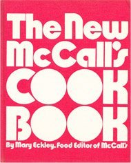 The New McCall's Cook Book by Mary Eckley