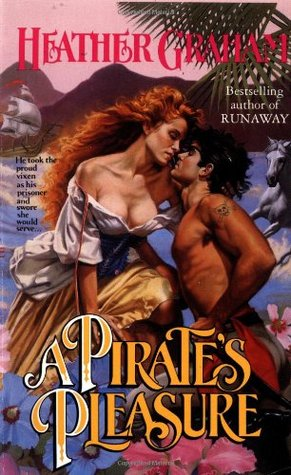 Pleasuring a Pirate