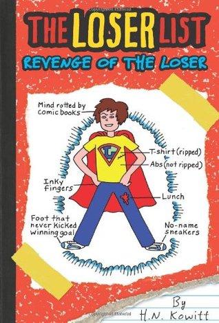 Revenge of the Loser (The Loser List #2)