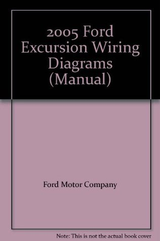2005 Ford Excursion Wiring Diagrams