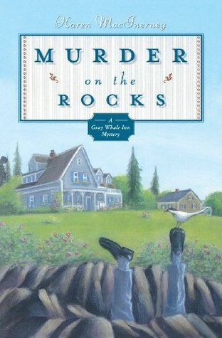 Murder on the Rocks by Karen MacInerney