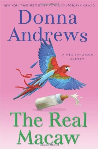 Book Review: Donna Andrews' The Real Macaw