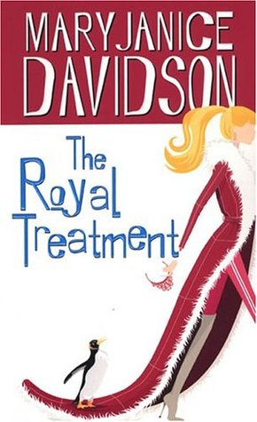 The Royal Treatment by MaryJanice Davidson