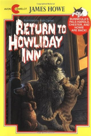 Book Review: James Howe's Return to Howliday Inn
