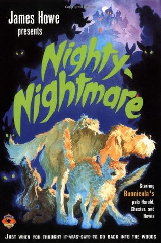 Book Review: James Howe's Nighty-Nightmare