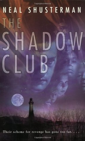 The Shadow Club (Shadow Club, #1)