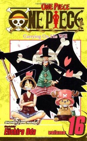 One Piece, Volume 16 by Eiichirō Oda