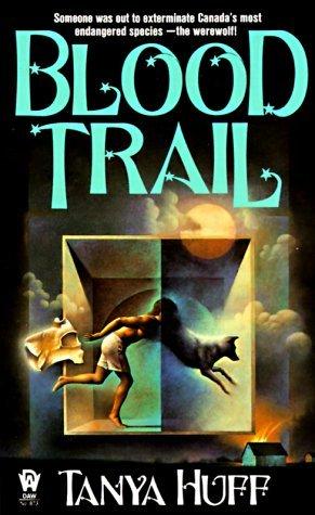 Blood Trail(Vicki Nelson 2)