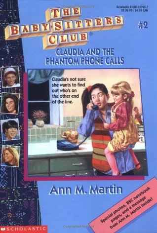 Claudia and the Phantom Phone Calls by Ann M. Martin