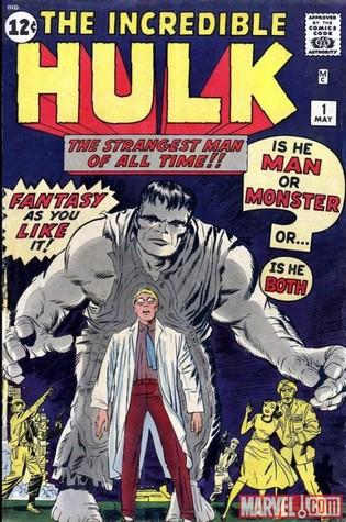 The Incredible Hulk #1 (1962)