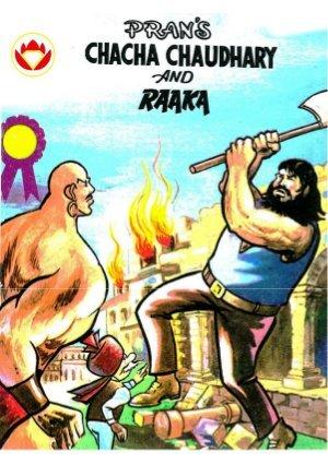Chacha Chaudhary and Raaka