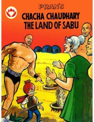 Chacha Chaudhary and the Land of Sabu