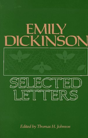 Selected letters by emily dickinson fandeluxe Epub