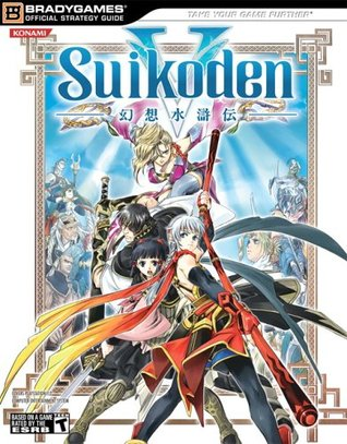 Suikoden V Official Strategy Guide