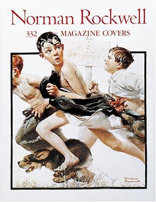 332 Magazine Covers by Norman Rockwell