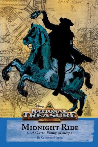 Midnight Ride (A Gates Family Mystery, #2)