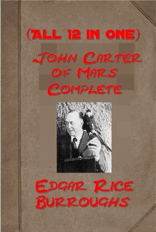 John Carter of Mars Complete