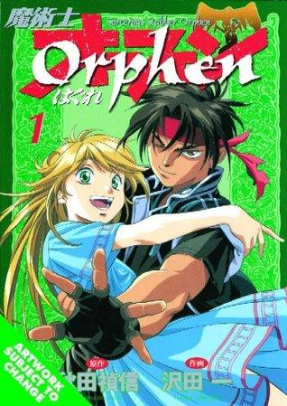 Orphen Volume 1 by Yoshinobu Akita