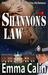 Shannon's Law (Passion Patrol, #2)