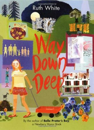 Way Down Deep Lyrics