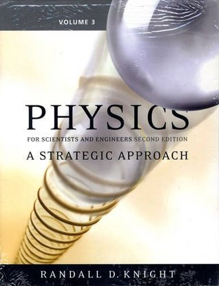 Physics for Scientists and Engineers: A Strategic Approach Vol 3 (CHS 20-25)