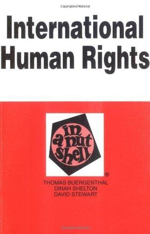 International human rights in a nutshell array international human rights in a nutshell by thomas buergenthal rh goodreads com fandeluxe Gallery