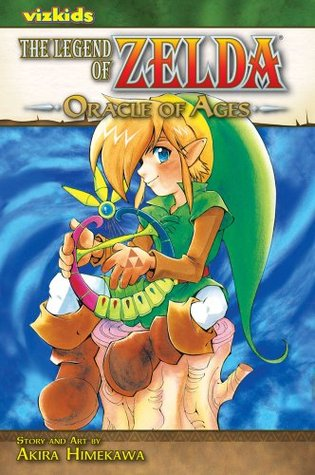The Legend of Zelda: Oracle of Ages (Zelda, #5)