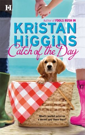 Catch of the Day (Gideon's Cove, #1)