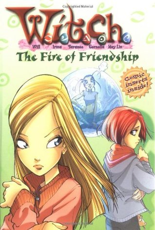 The Fire of Friendship by Elizabeth Lenhard
