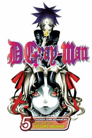 D.Gray-man, Vol. #5 (D.Gray-man, #5)