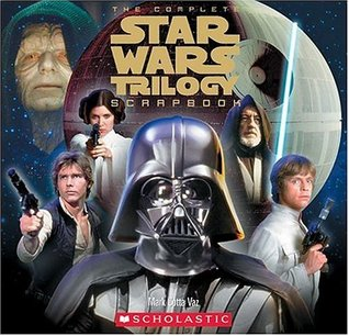 Complete Star Wars Trilogy Scrapbook Re-issue