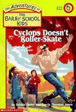 Cyclops Doesn't Roller-Skate