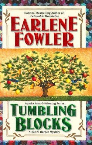 Tumbling Blocks by Earlene Fowler