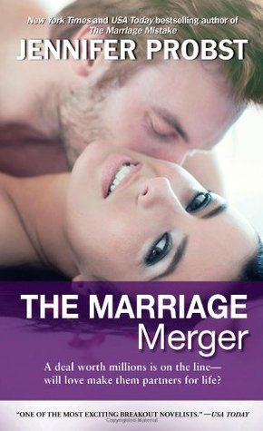 The Marriage Merger(Marriage to a Billionaire 4) (ePUB)