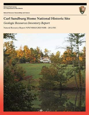 Carl Sandburg Home National Historic Site: Geologic Resources Inventory Report