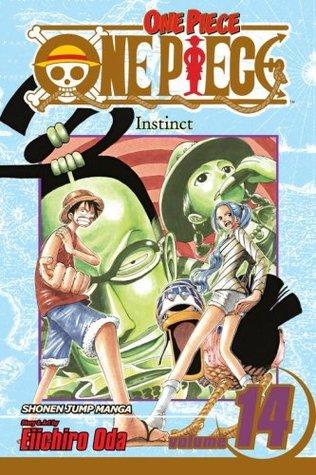 One Piece, Volume 14 by Eiichirō Oda