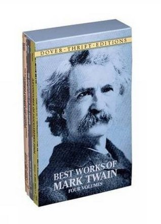 Best Works of Mark Twain, 4 Vols