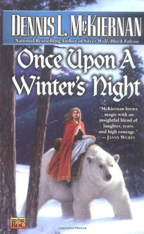 book cover: Once Upon a Winter's Night by Dennis McKiernan