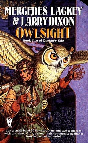 Owlsight(Valdemar: The Owl Mage Trilogy 2)